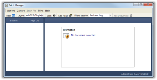 Filing Documents and Web Links Against your Entry